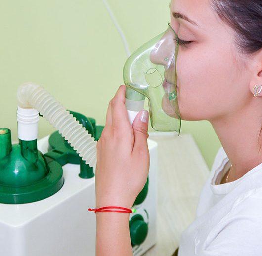 Инхалационно лечение
