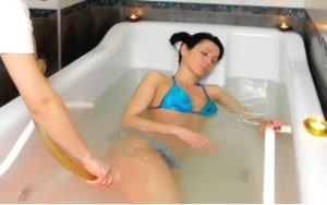 Hydro massage